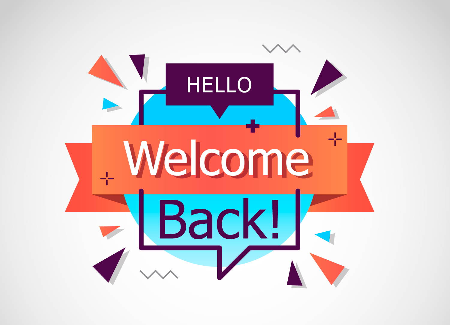 Welcome back feature image