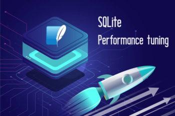 SQLite performance tuning