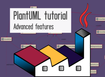 PlantUML advanced features