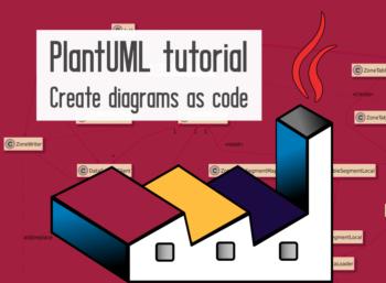 PlantUML tutorial to create diagrams as code