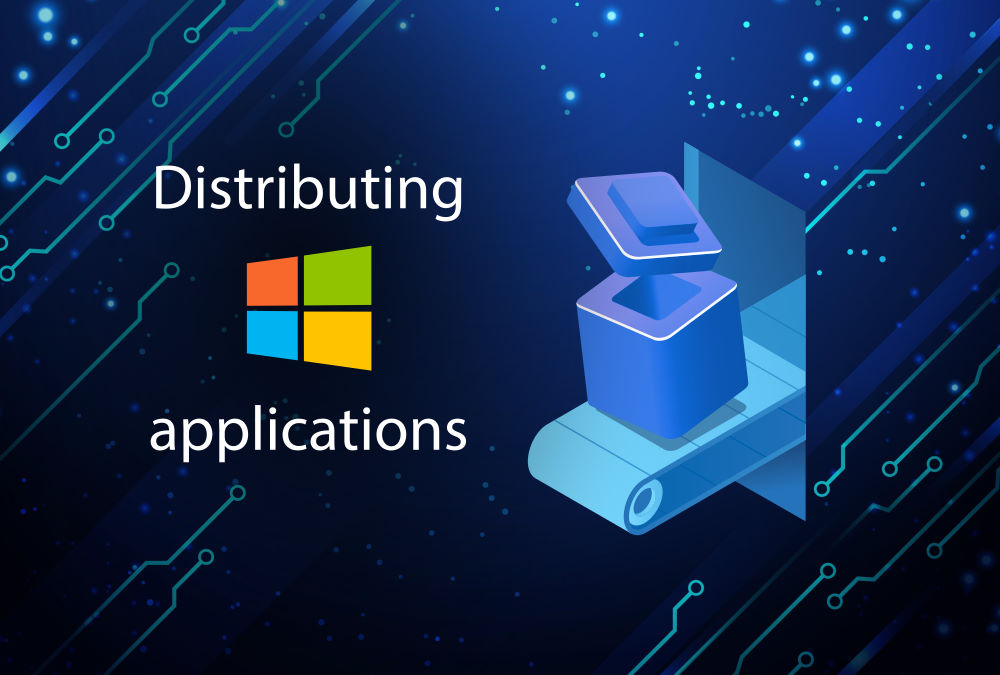 distributing windows applications