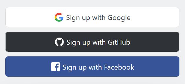 single sign on options